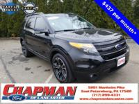 New Price! CHAPMAN LANCASTER . 2015 Ford Explorer Sport