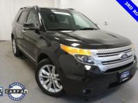 New Price! CARFAX One-Owner. Explorer XLT, 4D Sport