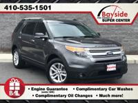 Well Maintained 2015 Ford Explorer XLT All Wheel Drive