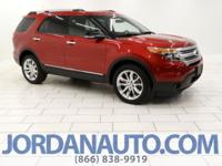 This 2015 Ford Certified Explorer XLT is priced better