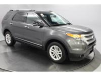 Recent Arrival! 2015 Ford Explorer XLT Caribou Metallic