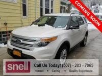 New Price! Explorer XLT, 4D Sport Utility, 3.5L