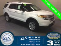 2015 Ford Explorer XLT Highlighted with Sirius