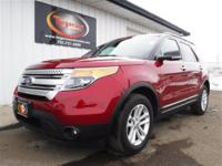 FREE POWERTRAIN WARRANTY! LOADED UP 2015 FORD EXPLORER