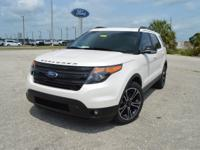 This stylish, low mileage, Ford Explorer Sport AWD