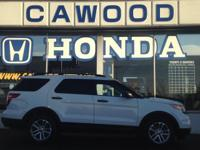 Options:  2015 Ford Explorer Base|White|6