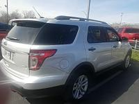 Clean CARFAX. CARFAX One-Owner. 2015 Ford Explorer 3.5L