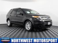Two Owner SUV with 3rd Row Seating!  Options:  Tinted