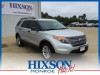 Check out this gently-used 2015 Ford Explorer we