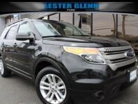 This outstanding example of a 2015 Ford Explorer Base