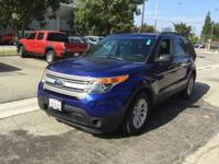 Clean Carfax 1 owner Ford Certified Pre-Owned vehicle