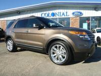2015 Ford Explorer Limited Four Wheel Drive With