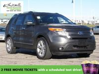 This 2015 Ford Explorer Limited will sell fast -Backup