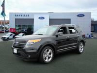 *FORD CERTIFIED* and * NO FEE DEALER*. Explorer Limited
