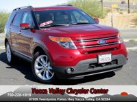 Outstanding design defines the 2015 Ford Explorer! A
