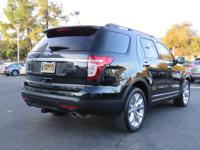 Options:  2015 Ford Explorer Fwd 4Dr Limited|Navigation