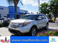 Options:  2015 Ford Explorer Limited Fwd|This Vehicle