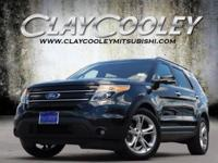 2015 Ford Explorer Tuxedo Black Metallic 6-Speed