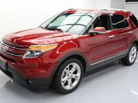 2015 Ford Explorer with 3.5L V6 Engine,Leather