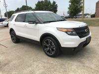 2015 Ford Explorer Sport 6-Speed Automatic with