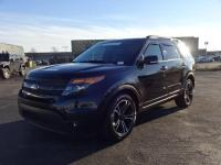 Local Trade-in!!! 2015 Ford CERTIFIED Explorer Sport
