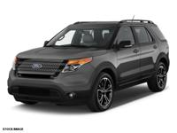 This 2015 Ford Explorer Sport is a real winner with