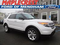*CERTIFIED PRE OWNED 2015 EXPLORER*CARFAX One-Owner.