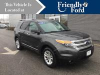 ONE OWNER, CLEAN CARFAX, AWD, Auto-Dimming Rear-View
