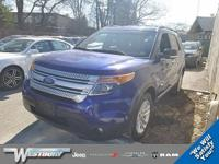 LOCAL TRADE WITH CLEAN CARFAX & ONE OWNER! 2015 FORD