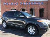 2015 FORD EXPLORER XLT WITH 4 WHEEL DRIVE, NAVIGATION