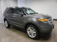 2015 Ford Explorer Magnetic XLT 6-Speed Automatic with