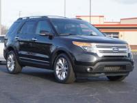 2015 Ford Explorer CARFAX One-Owner. Clean CARFAX.