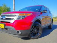 ALL-WHEEL DRIVE, 3RD ROW SEATING, HEATED LEATHER SEATS,