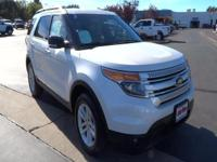 Take command of the road in the 2015 Ford Explorer!