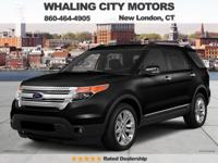 AWD! In a class by itself! 2015 Ford Explorer. The