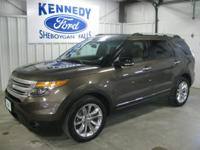 Options:  2015 Ford Explorer Xlt|This Low Mileage 2015