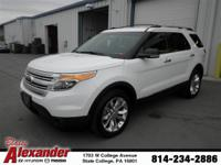 2015 Ford Explorer XLT. Serving Lewisburg,
