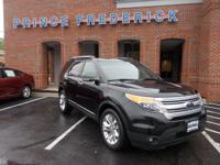Safe and reliable, this Used 2015 Ford Explorer XLT