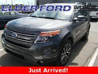 Recent Arrival! CARFAX One-Owner. 2015 Ford Certified.