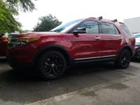 2015 Ford Explorer XLT FWD 6-Speed Automatic with