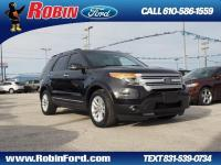 This reliable 2015 Ford Explorer XLT comes with a