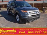 Clean CARFAX. CARFAX One-Owner. This 2015 Ford Explorer