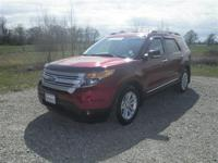ONE OWNER!! LOCAL TRADE!! LOW MILES!! LOADED with