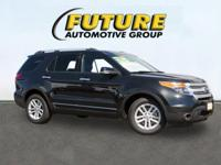Check out this 2015 Ford Explorer XLT. Its Automatic
