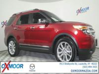 New Price! 2015 Ford Explorer XLT ALLOY WHEELS, 3.39