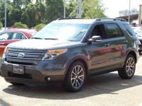 Options:  2015 Ford Explorer Xlt|Magnetic
