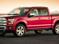 2015 Ford F-150 Body Style: Truck Engine: Exterior