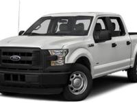 2015 Ford F-150 , Miles: 4Color: White, Inventory