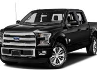 Options:  2015 Ford F-150 King Ranch|Visit Williams