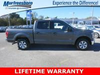 2015 Ford F-150 EXCLUSIVE LIFETIME WARRANTY!!. CARFAX